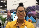 Maria Bautista, Missioner Associate for Houston Canterbury on #GC79