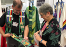 Unique Stoles Hold Story, Creation Front and Center
