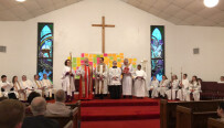 Holy Comforter Dedication and Consecration