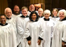 10 Deacons Ordained at Christ Church Cathedral, June 22