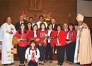 Dedicación y Consagración del Nuevo Santuario  de San Mateo