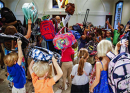 Blessing of the Backpacks Scheduled for Three Sunday's at St. Francis, Houston