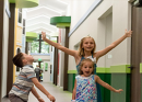 All Saints Episcopal School Community Previews Lower School Renovations at Open House