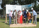Hope, Houston Breaks Ground on New Construction Project