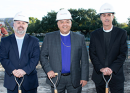Saint Thomas' Episcopal Church and School Breaks Ground on Academic Building and Sanctuary Renovations