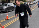 Local Priest Aims to Set World Record — More for Style than Speed