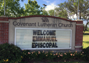 Emmanuel Episcopal Church, Houston: A Church with Experiences that Wholly Reflect its Name - God was, and remains, with Emmanuel
