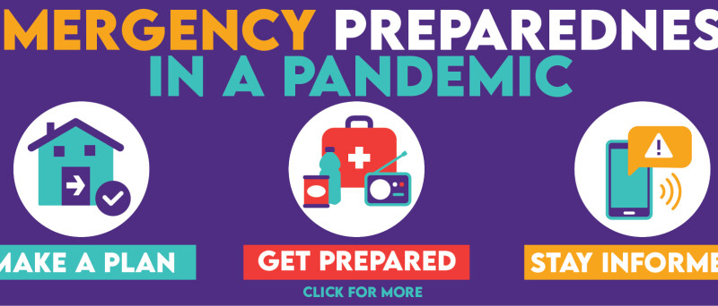 Emergency in a Pandemic