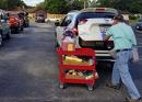 St. Thomas the Apostle, Nassau Bay, and the Galveston Food Bank's Monthly Fresh-food Distribution