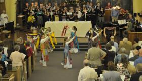 Redeemer, Houston Final Service