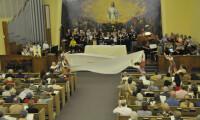 Redeemer, Houston Final Service 9