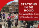 """Stations in de Hood""  Bicycle Event Registration Open"