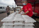 St. Vincent's House Helps Galveston Recover from Winter Storm Uri