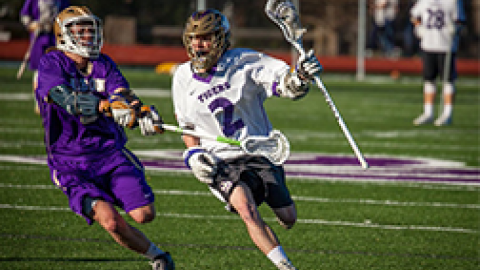 Letter to the Vice Chancellor and Chancellor of Sewanee in Response to Incident at Men's Lacrosse Game