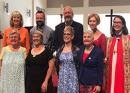 Seven Spiritual Directors Commissioned