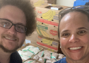 Priest Plants Food Ministry Outreach at Camp Allen