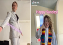 Episcopal Clergy Entertain and Evangelize in the Virtual 'Town Square' of TikTok