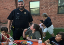 Calvary Church, Participates in Neighbors' Night Out with Community