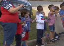 Local Students Honor East Texas Veterans During Patriotic Parade